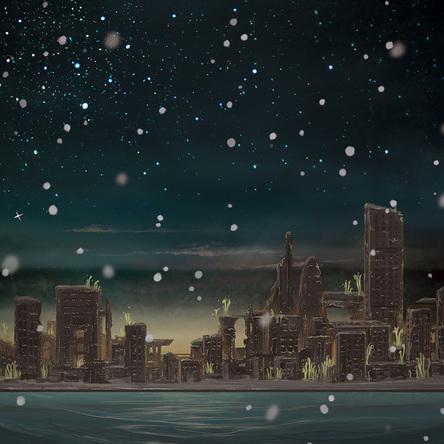 アルバム『A Place, Dark & Dark -永遠の終わりまでYESを-』 (okmusic UP's)
