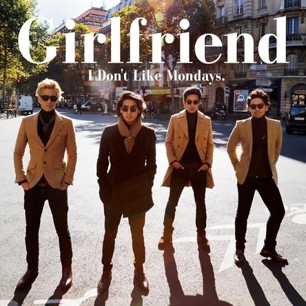 配信限定シングル「Girlfriend」 (okmusic UP's)