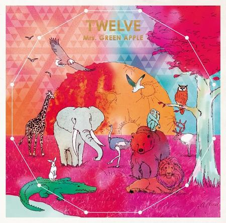 アルバム『TWELVE』【初回盤】(CD+DVD) (okmusic UP's)