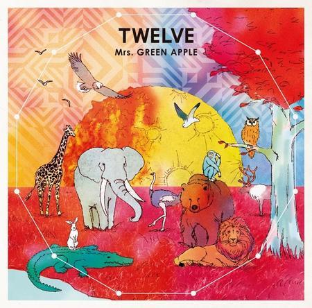 アルバム『TWELVE』【通常盤】(CD) (okmusic UP's)