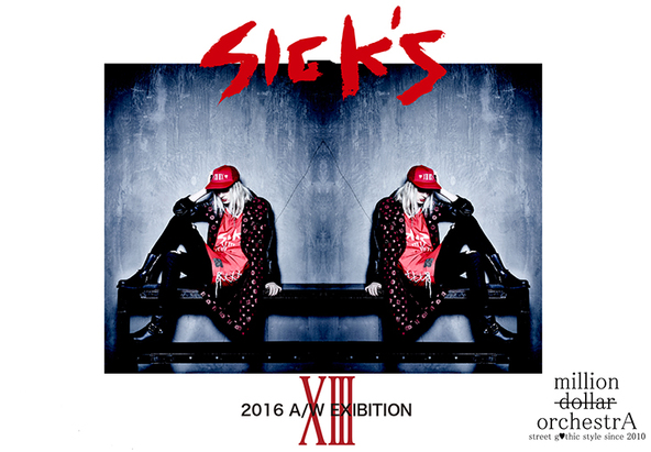 百万美元管弦乐队A 2016 SS Collection(okmusic UP's)