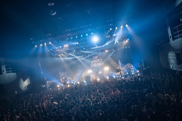12月10日@Zepp Nagoya (c)ヤオタケ(okmusic UP's)