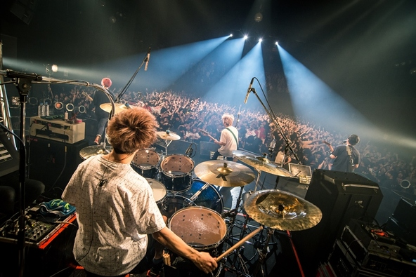 12月10日@Zepp Nagoya (okmusic UP's)