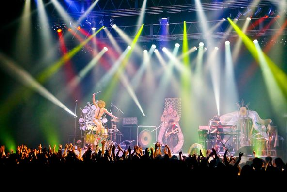 12月12日@東京・Zepp DiverCity (okmusic UP\'s)