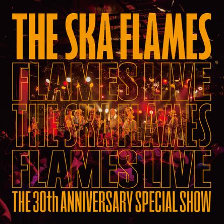 アルバム『FLAMES LIVE 〜THE 30th ANNIVERSARY SPECIAL SHOW〜』【通常盤】(CD) (okmusic UP's)