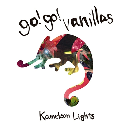 アルバム『Kameleon Lights』 (okmusic UP\'s)