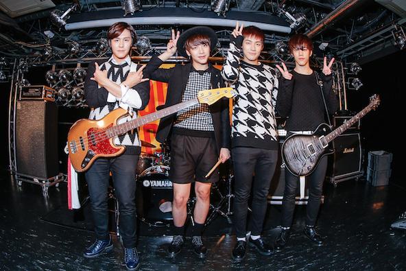 12月14日@タワーレコード渋谷店 (okmusic UP's)