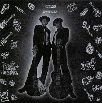 PUFFY『JET CD』のジャケット写真 (okmusic UP's)