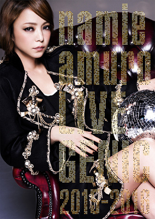 DVD「namie amuro LIVEGENIC 2015-2016」 (okmusic UP\'s)