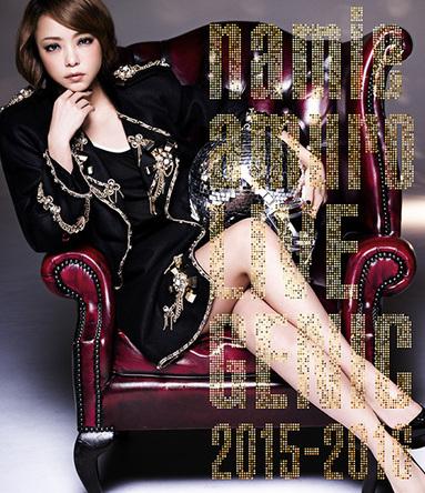 Blu-ray「namie amuro LIVEGENIC 2015-2016」 (okmusic UP's)