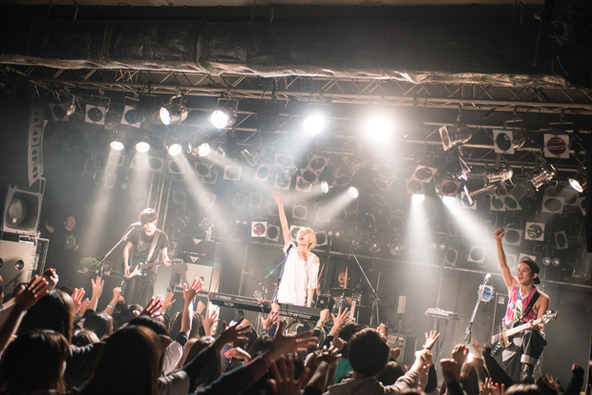 12月19日@名古屋ell.FITS ALL (okmusic UP\'s)