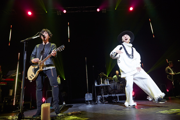 12月19日@TOKYO DOME CITY HALL (okmusic UP's)