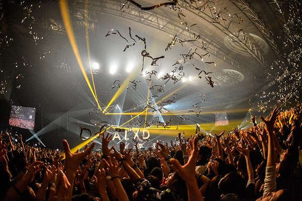 12月19日@幕張メッセ国際展示場9.10.11ホール Photo by 高田梓 (okmusic UP's)