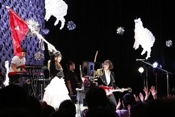 12月18日@東京・Zepp DiverCity(TOKYO) (okmusic UP's)