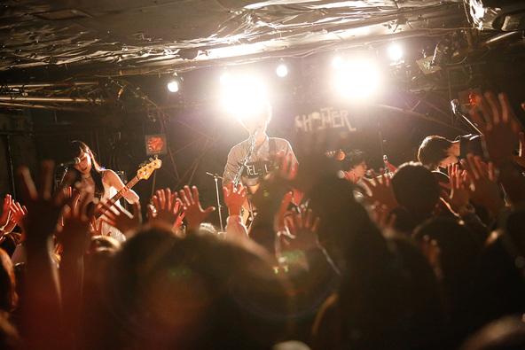 赤色のグリッター (okmusic UP's)