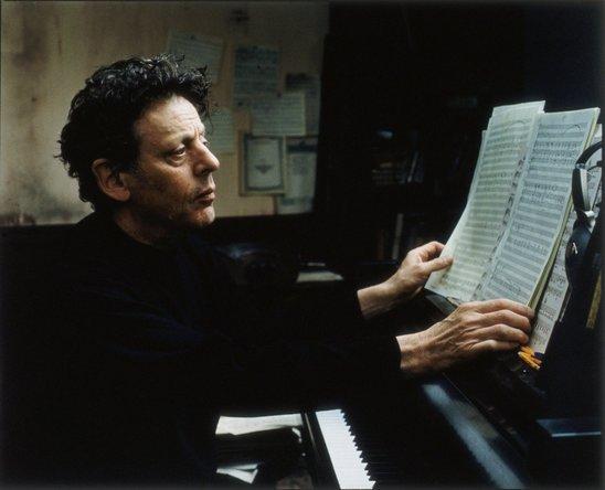 Philip Glass(okmusic UP's)