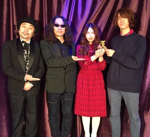 GLIM SPANKY&みうらじゅん&安齋肇 (okmusic UP\'s)