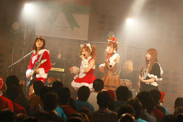 12月23日@横浜赤レンガ倉庫 (okmusic UP\'s)