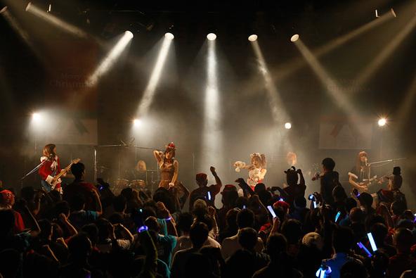 12月23日@横浜赤レンガ倉庫 (okmusic UP's)