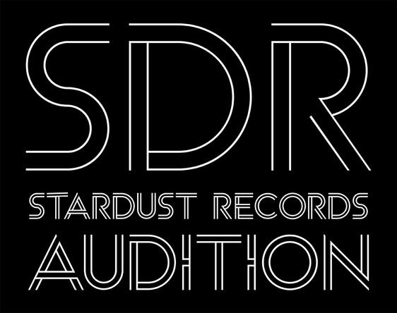 SDRオーディション ロゴ (okmusic UP\'s)