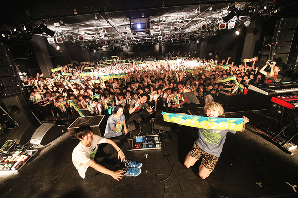 12月24日@東京ebisu LIQUID ROOM (okmusic UP\'s)