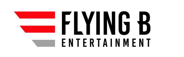 Flying B Entertainment ロゴ (okmusic UP's)
