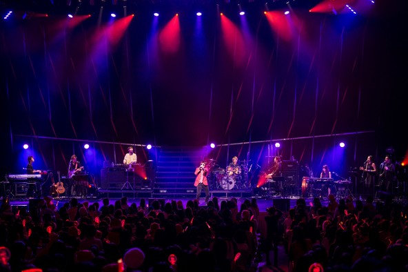 12月25日@グランキューブ大阪 (c)FNC MUSIC JAPAN INC.(okmusic UP's)