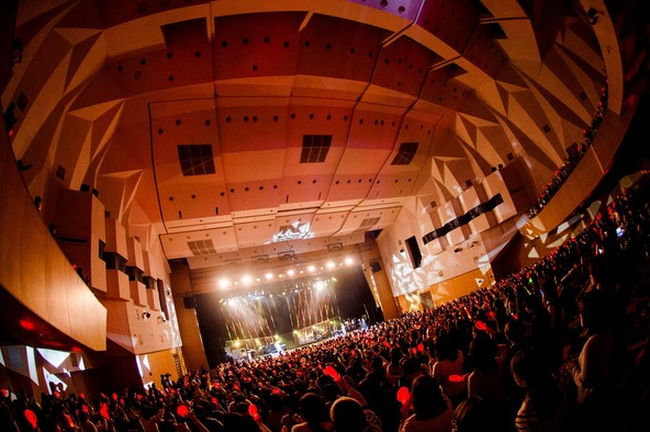 12月25日@グランキューブ大阪 (c) FNC MUSIC JAPAN INC.(okmusic UP's)