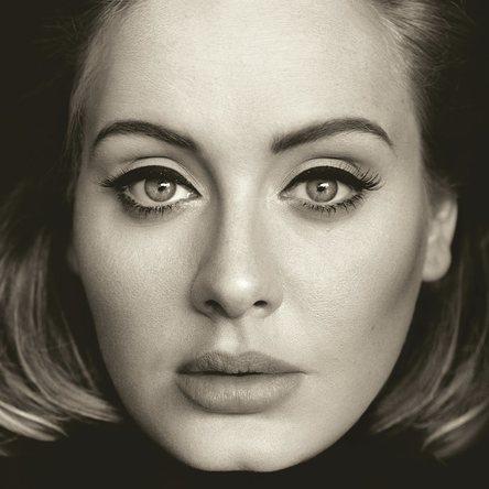Adele「Hello」のジャケット写真 (okmusic UP's)