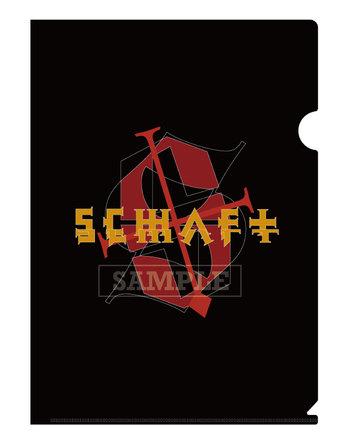 ビクターエンタテインメント オンラインショップ同時購入特典 特製SCHAFTクリアファイル(A4サイズ)画像 (okmusic UP's)