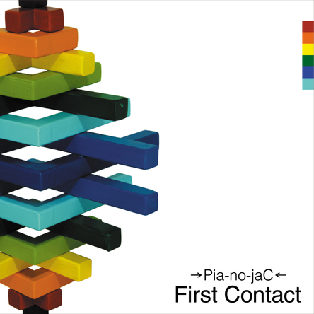 アルバム『First Contact』 (okmusic UP's)