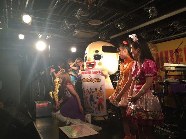 ライブDVD「赤裸ライアー TOUR FINAL!!! 2015 〜渋谷公会堂〜」リリース記念イベント@タワーレコード渋谷店 (okmusic UP\'s)