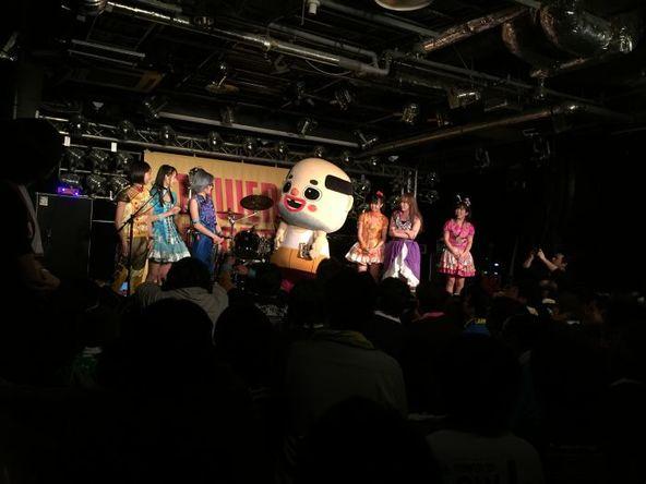 ライブDVD「赤裸ライアー TOUR FINAL!!! 2015 〜渋谷公会堂〜」リリース記念イベント@タワーレコード渋谷店 (okmusic UP's)