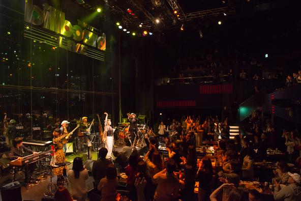 12月29日(火)@Billboard Live Tokyo (okmusic UP's)