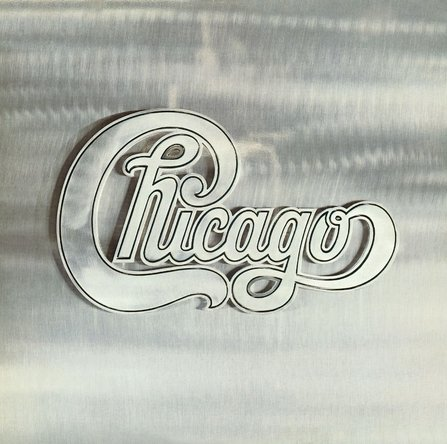 Chicago『Chicago』のジャケット写真 (okmusic UP\'s)