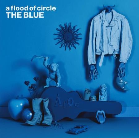 アルバム『THE BLUE ーAFOC 2006-2015ー』 (okmusic UP's)
