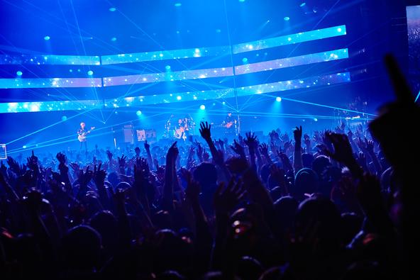 12月31日@「COUNTDOWN JAPAN 15/16」 (okmusic UP's)