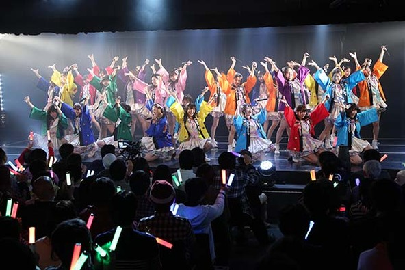 「カウントダウン公演2015-2016」@SKE48劇場 (c)AKS(okmusic UP's)