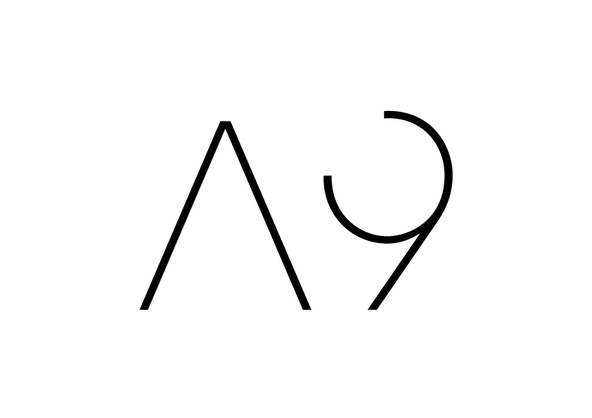 A9 ロゴ (okmusic UP's)