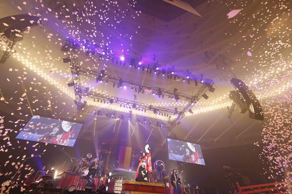 1月6日(水)@東京・日本武道館 (okmusic UP's)