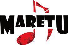 MARETU ロゴ (okmusic UP's)