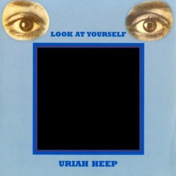 Uriah Heep『Look At Yourself』のジャケット写真 (okmusic UP\'s)