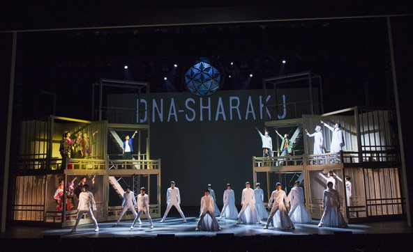 『DNA-SHARAKU』【オープニング】 (okmusic UP's)