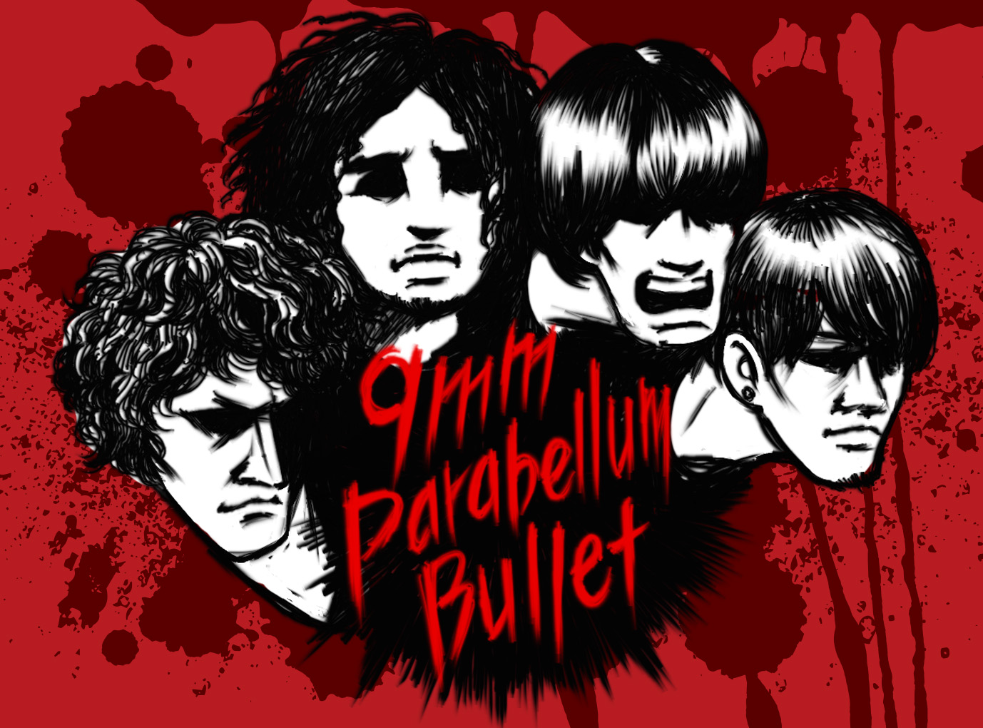 9mm Parabellum Bullet 9mm Parabellum Bullet、新曲のみ