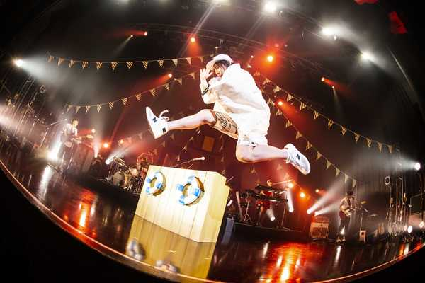 6月14日(周五)@ Shin Kiba Studio Coast摄影:Taku Fujii(okmusic UP's)