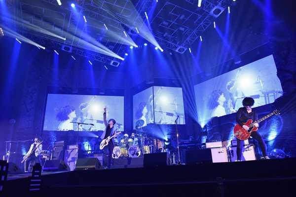 6月16日@ Saitama Super Arena的照片由Yuki Kawamoto拍摄(okmusic UP's)