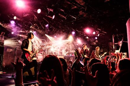 『LIVE CAFE TOUR'17「キミたちに届けたいラフ・ソング」』