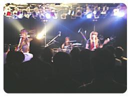 紅ノ壱パンダ 渋谷O-Crest