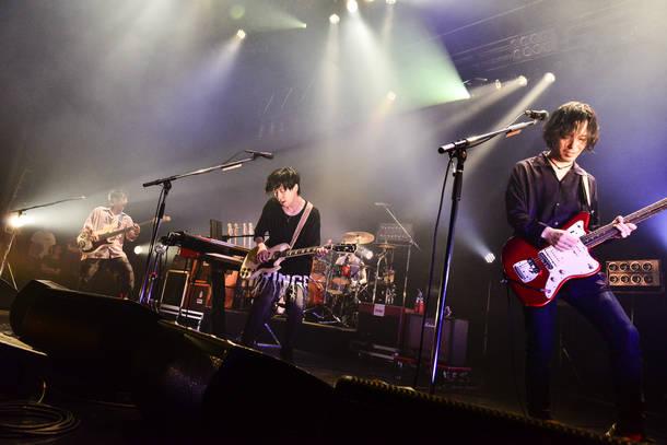 2018年6月12日 at Zepp DiverCity Tokyo