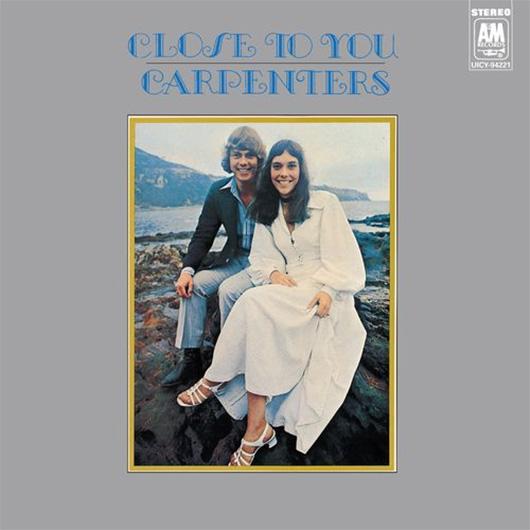 『Close to You』('70)/CARPENTERS